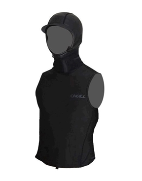 Oneill Thermo Neo-Hooded Vest-vests-HYDRO SURF