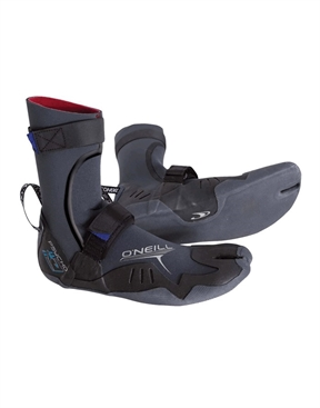 O'Neill Psycho Tech 4 3mm ST Bootie-boots-HYDRO SURF