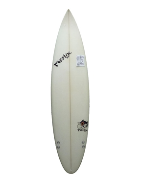FEESTIX 6.5 Step Up Surfboard on sale-secondhand-HYDRO SURF