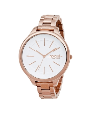 Ripcurl Horizon Rose Gold SSS Watch-watches-HYDRO SURF