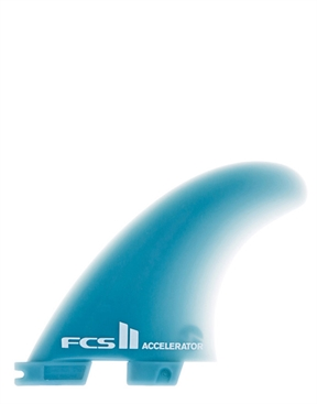 FCS II Glass Flex Replacement Fins-essential-HYDRO SURF