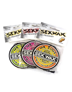 Sex Wax Air Freshener - Strawberry-surf-wax-HYDRO SURF