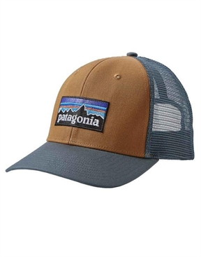 Patagonia P-6 Logo Trucker Hat-hats-HYDRO SURF