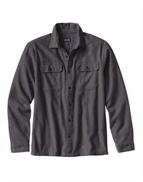 Patagonia Fjord Flannel Long Sleeve Shirt-shirts-HYDRO SURF