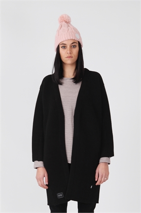 RPM Callie Cardi - Black -jumpers-HYDRO SURF