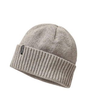 Patagonia Brodeo Beanie - Drifter Grey-hats-HYDRO SURF