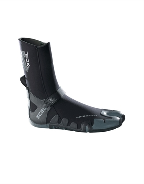 Xcel Infiniti 5mm Quick Dry Bootie-boots-HYDRO SURF