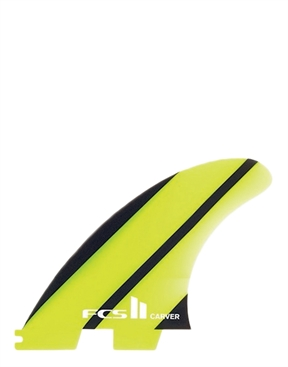 FCS II Carver Neo Glass Tri Set-fins-HYDRO SURF