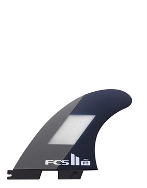 FCS II Filipe Toledo PC Fins Tri Set-athlete-HYDRO SURF