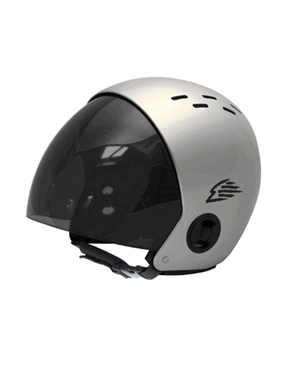 Gath Retractable Visor with smoke visor-gath-helmets-HYDRO SURF
