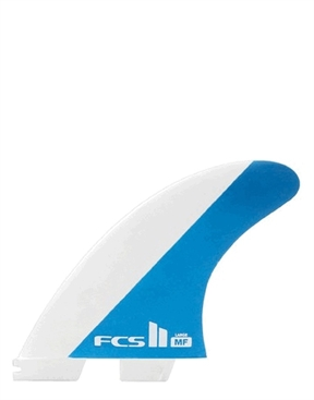 FCS II  Mick Fanning PC Fins Tri Set-athlete-HYDRO SURF