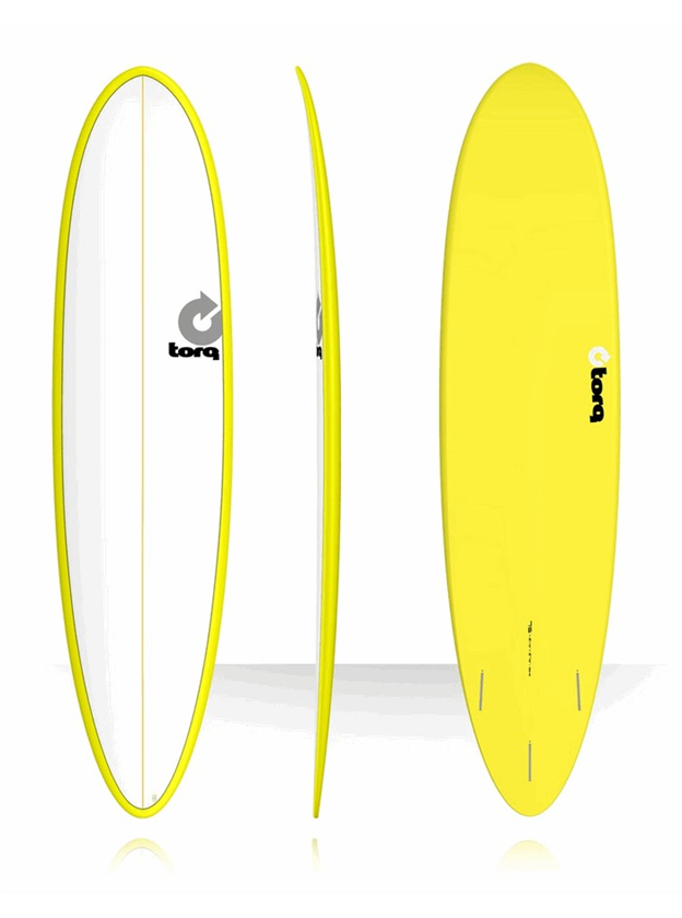 Torq 7'6 Mod Fun Mini Mal Surfboard