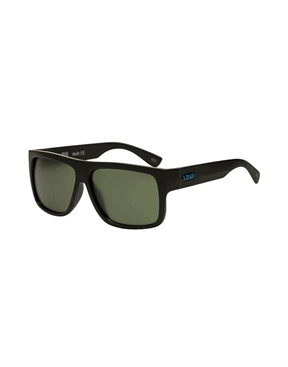 Liive Idol Sunglasses - Polarised - Floating Frame - Matt Black-eyewear-HYDRO SURF