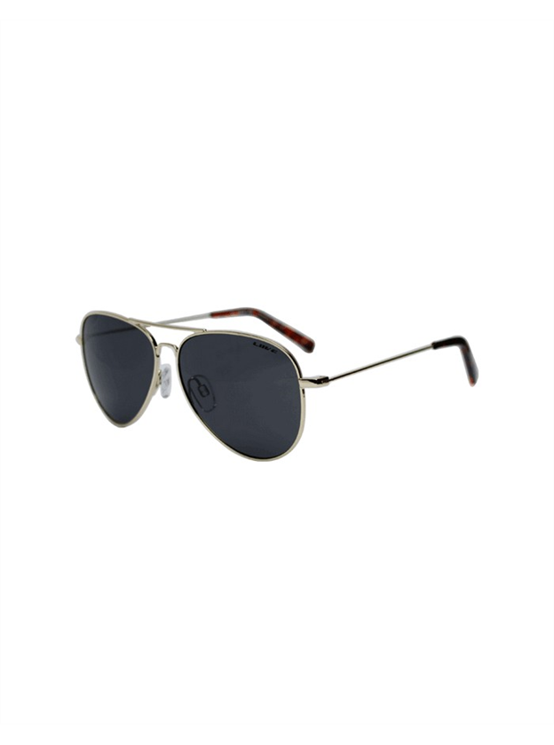 Liive Mason - Gold - Kids Sunglasses