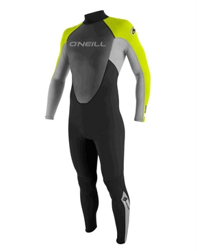 O'Neill Youth Reactor 3x2mm Steamer Wetsuit-children-HYDRO SURF