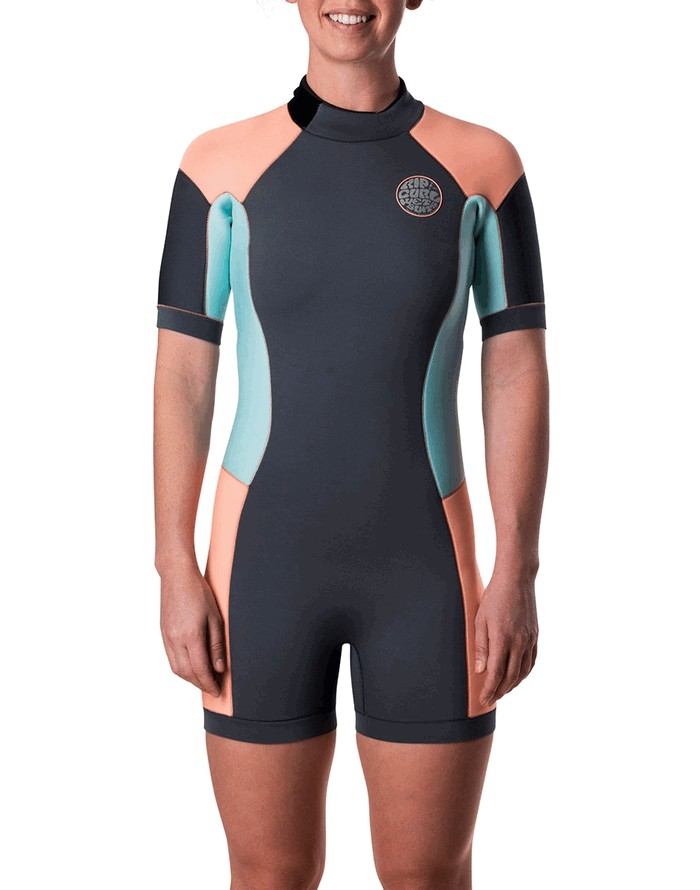 Rip Curl Dawn Patrol 2mm Spring Suit Women s - Womens Summer Wetsuits 0303a093d