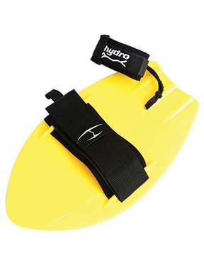 Hydro Body Surfer Pro Yellow-body-board-HYDRO SURF