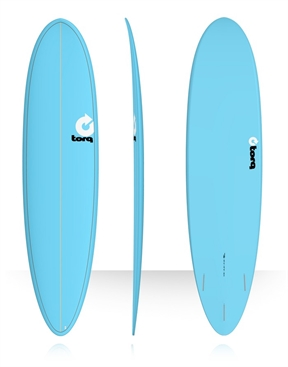 Torq Mod Fun Board Surfboard - Solid Colour-fun-HYDRO SURF