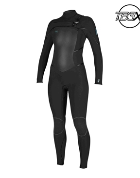 O'Neill Womens Psychotech Chest Zip 4x3mm Wetsuit-women-winter-HYDRO SURF