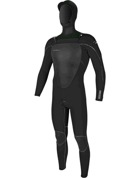 O'Neill Men's Wetsuit Mutant 5x4 mm Interchangeable Hooded  -men-winter-HYDRO SURF