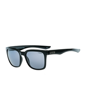 Liive Big Smoke - Polarised - Black Sunglasses-eyewear-HYDRO SURF