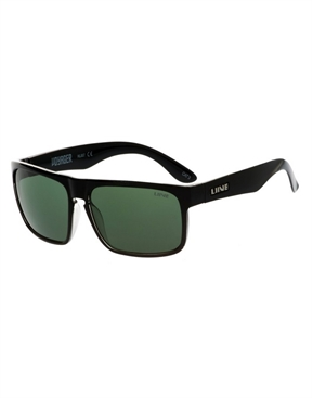 Liive Voyager Sunglasses - Black-sunnies-HYDRO SURF