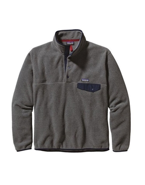 Patagonia LW Synchilla Snap-T Pull Over-jumpers-HYDRO SURF