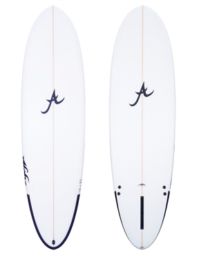 Aloha Fun Division PU FCS Mid Length Surfboard-fun-HYDRO SURF