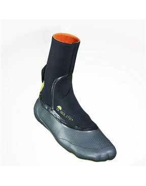 Solite Custom 3mm Heat Moulding Booties-boots-HYDRO SURF