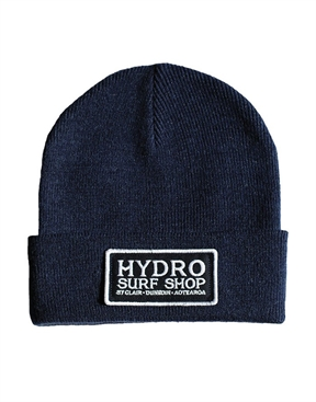 Hydro Patch Wool Blend Beanie-hats-HYDRO SURF