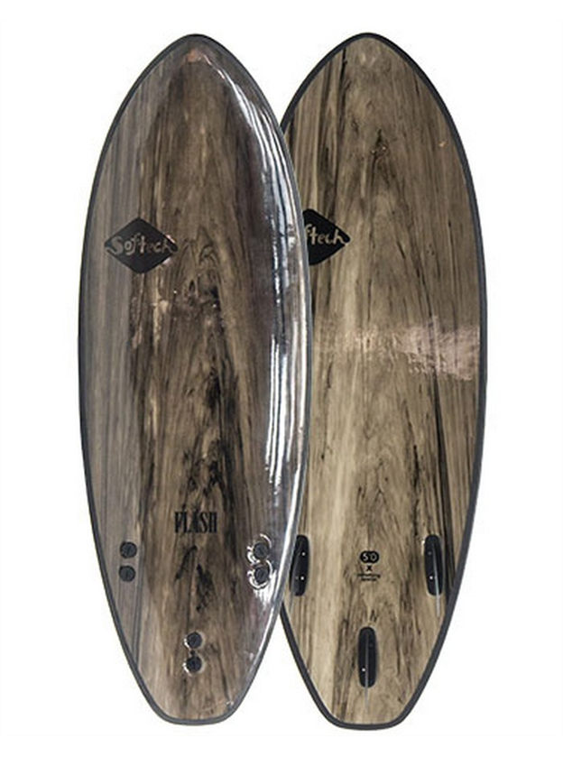 "Softech Flash 5'7"" DSS Marble Surfboard Softboard on sale"