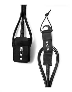 FCS 12ft Big Wave Essential Leash Leg Rope-fcs-HYDRO SURF