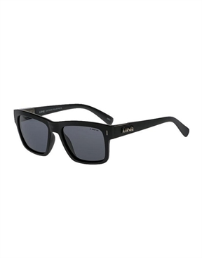 Liive Eastside Sunglasses - Polarised - Matt Black-eyewear-HYDRO SURF