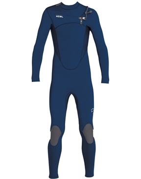 Xcel Youth Comp 3x2mm X2 Wetsuit-children-HYDRO SURF