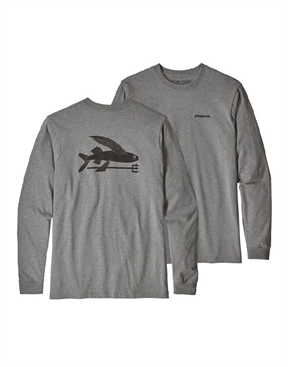 Patagonia Flying Fish Long Sleeve Responsibili-Tee-tees-HYDRO SURF