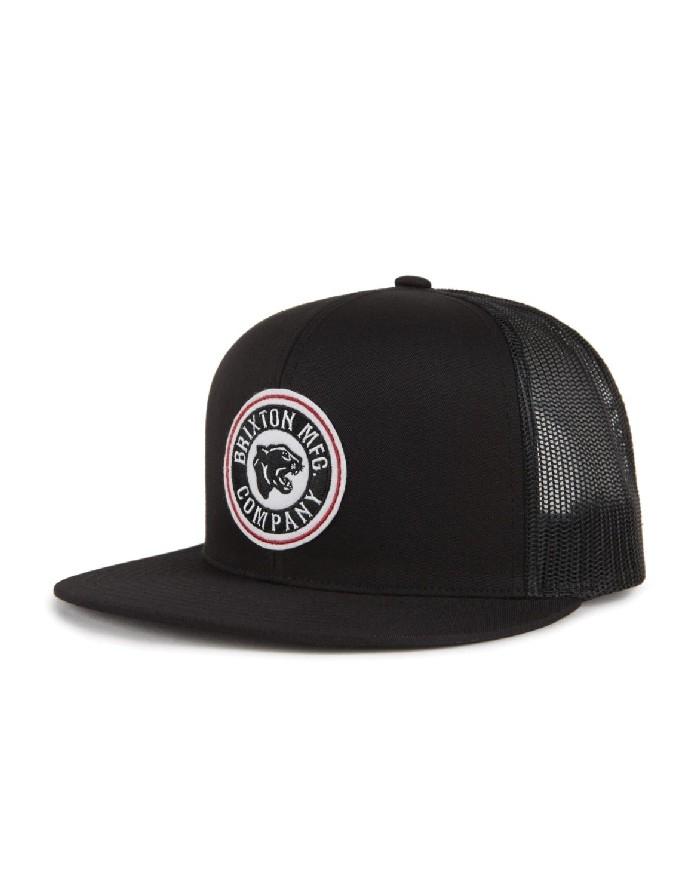 Brixton Forte MP Mesh Cap - Caps d81ad30fce3