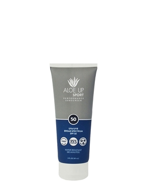 Aloe Up Sport SPF 50 89ml Sunscreen-accessories-HYDRO SURF