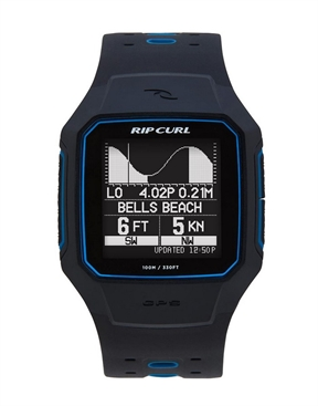 Rip Curl Search GPS Series 2 Tide Watch-watches-HYDRO SURF