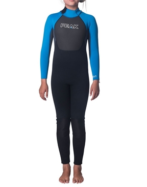 Peak Junior Energy 4x3mm Steamer Wetsuit Youth-rip-curl-HYDRO SURF