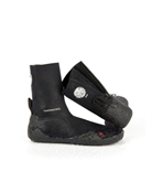 Rip Curl Junior Dawn Patrol 3mm Round Toe Booties