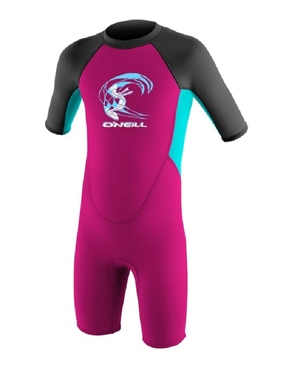 O'Neill Reactor Toddler Spring Suit Wetsuit -children-HYDRO SURF