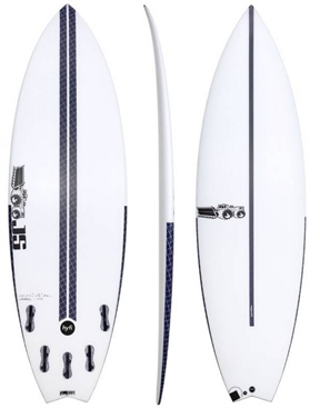 JS industries Hyfi Blak Box 3 Surfboard-short-HYDRO SURF