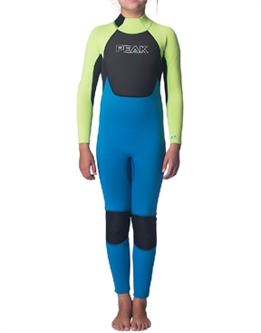 Peak Junior Energy 3x2mm Steamer Flatlock Wetsuit Youth-rip-curl-HYDRO SURF