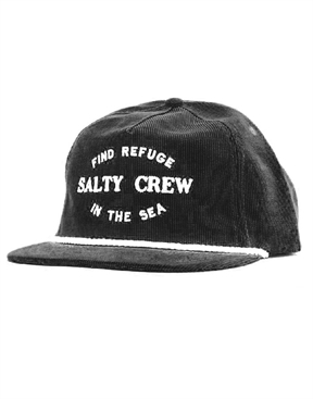 Salty Crew Bedford 5 Panel Cap-hats-HYDRO SURF