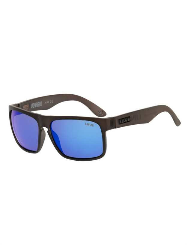 5dc52d6dec Liive The Shoey Sunglasses - Polarised - Mirror - Brown Sanded - Sport  Eyewear