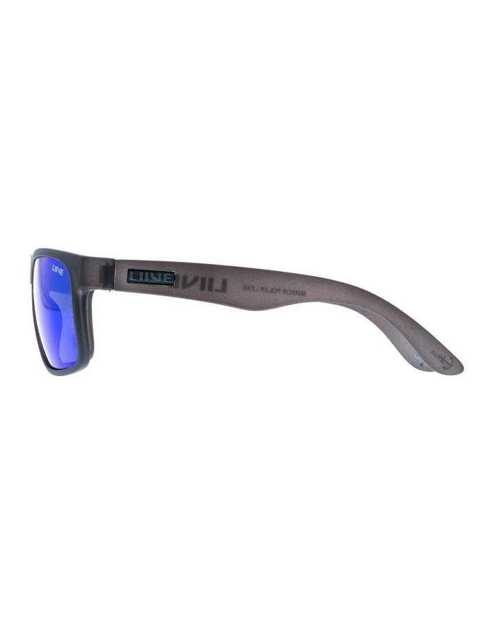 469ab2e3ac9 Liive The Shoey Sunglasses - Polarised - Mirror - Brown Sanded ...