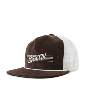 Brixton Hermosa MP Mesh Cap-hats-HYDRO SURF