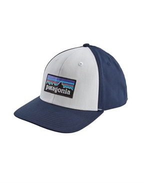 Patagoina P-6 Logo Roger That Hat-hats-HYDRO SURF