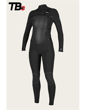 O'Neill Womens Psychotech FUZE 4x3mm Wetsuit on SALE-women-winter-HYDRO SURF