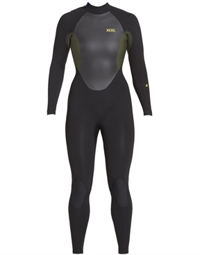 Xcel Ladies Axis X 4x3mm Back Zip Full Wetsuit-women-winter-HYDRO SURF